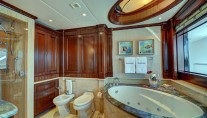 Yacht SOVEREIGN 55 - Luxury ensuite