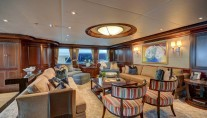 Yacht SOVEREIGN 55 - Salon