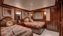 Yacht SOVEREIGN 55 - Twin guest cabin