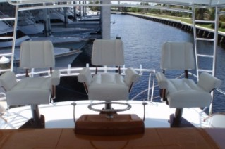 Yacht SPECULATOR -  Flybridge