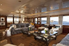 Yacht STARFIRE -  Main Salon