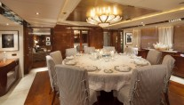 Yacht STARIRE -  Formal Dining