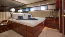 Yacht SWEET ESCAPE - Convertible Twin King Cabin