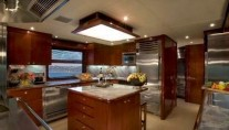 Yacht SWEET ESCAPE - Galley