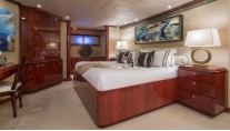 Yacht SWEET ESCAPE - Master Cabin