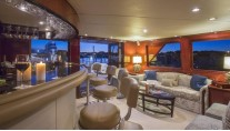 Yacht SWEET ESCAPE - Skylounge Bar