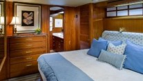 Yacht SYRENE -  Queen Cabin