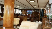 Yacht Southern Cross -  Salon and Dining