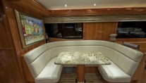 Yacht TEMPTATION - Galley Dining