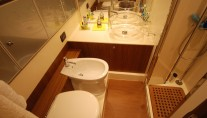Yacht TEONE - Ensuite 2