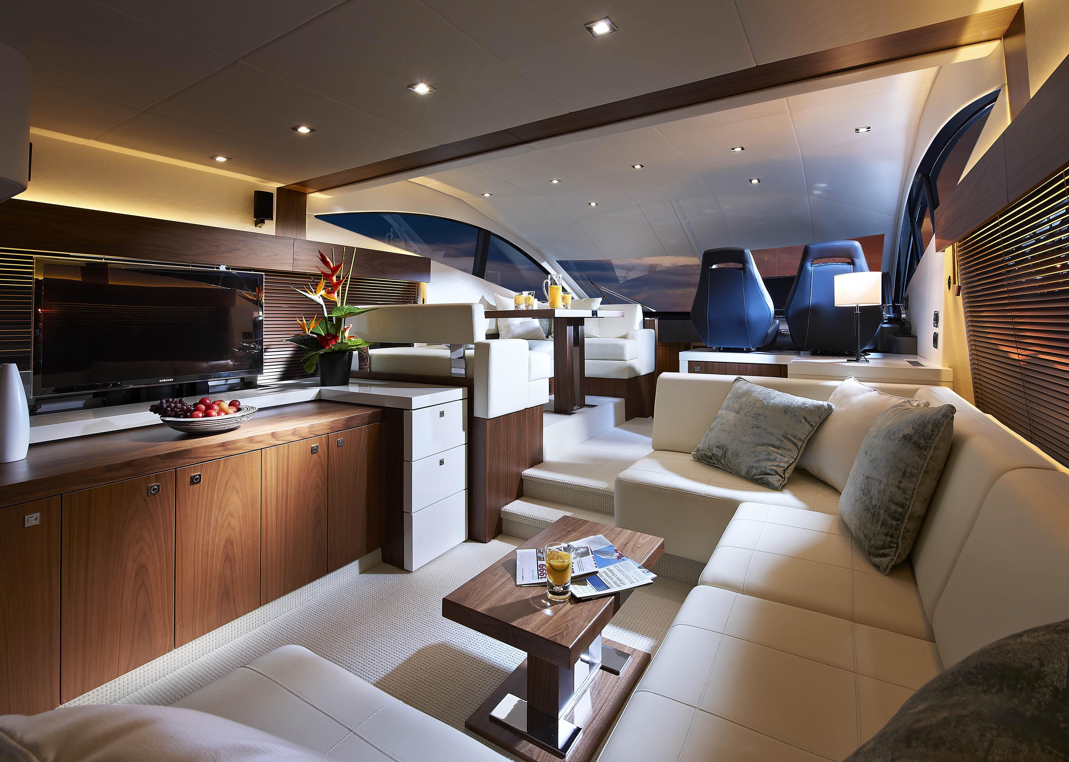 The Van Yacht Charter Details, Sunseeker | CHARTERWORLD ...