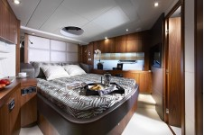 Yacht THE VAN -  VIP Cabin