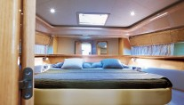 Yacht TIME OUT - Guest Cabin