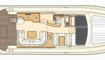 Yacht TIME OUT - Layout 2