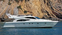 Yacht TIME OUT - Profile