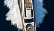 Yacht TOBY -  Aerial View