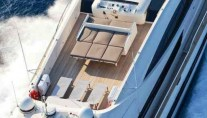 Yacht TOBY -  Decks from Above
