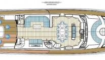 Yacht TOBY -  Layout 2