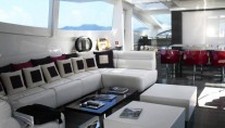 Yacht TOBY -  Salon Seating