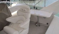 Yacht TOP SECRET -   Captains Chair