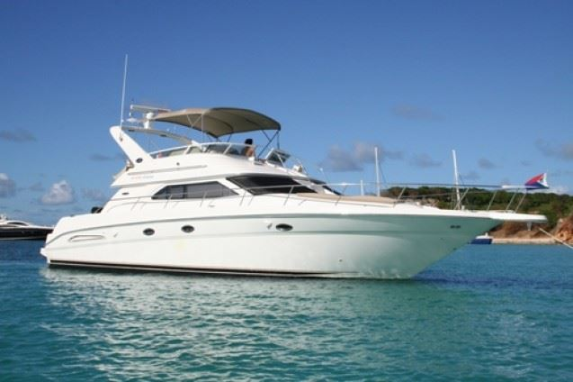 TOP SECRET Yacht Charter Details Sea Ray