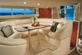Yacht TOP SECRET -   Salon Dining