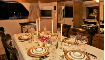 Yacht TRILOGY -  Formal Dining