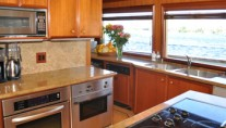 Yacht TRUE NORTH -  Galley