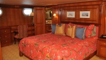 Yacht TRUE NORTH -  Master Cabin