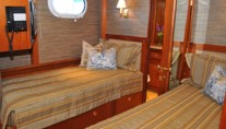 Yacht TRUE NORTH -  Twin Cabin