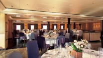 Yacht TURAMA - Main Dining Room