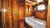 Yacht TURKISH DELIGHT -  Double Cabin