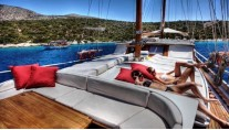 Yacht TURKISH DELIGHT -  Foredeck