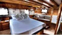 Yacht TURKISH DELIGHT -  Master Cabin Aft