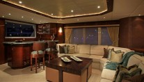 Yacht VICTORIA DEL MAR - Skylounge