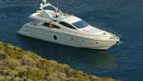 Yacht WAVE RUNNER -  On Charter