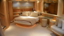 Yacht WELL DONE -  Master Cabin