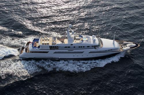 Motor Yacht SOKAR (ex Jonikal)