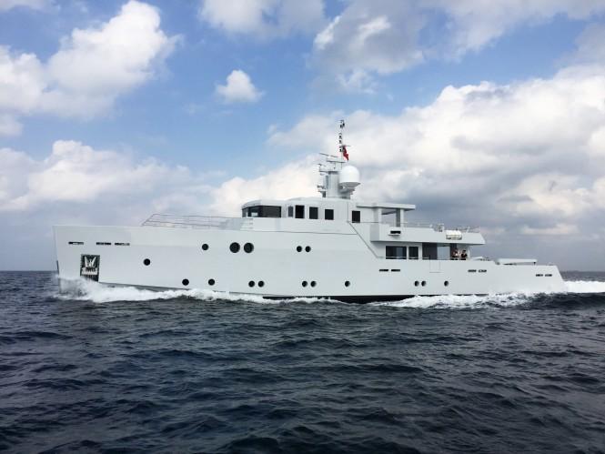 Motor Yacht Sexy Fish (ex. Cutlass)