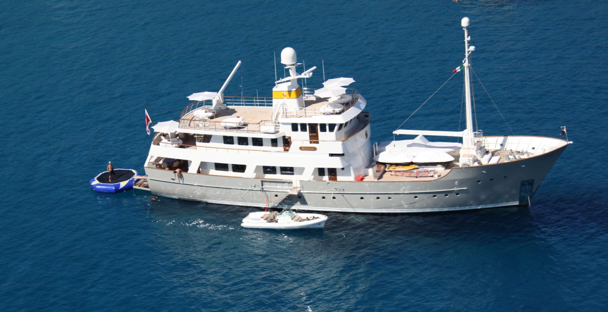 Yacht Expedition Zeepaard A Jfa Yachts Superyacht