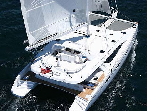 Sailing Catamaran Zingara