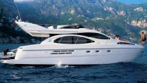 Azimut Charter Yachts in Adriatic Sea