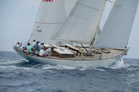 Sailing Yacht AURELIUS (ex ANNAGINE)