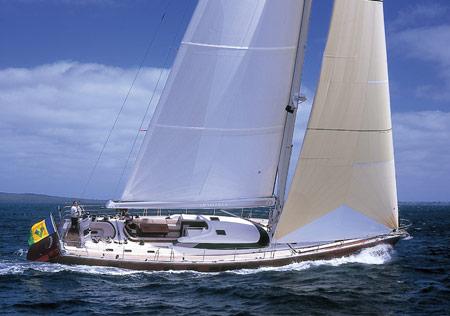Sailing Yacht 'Armonia'