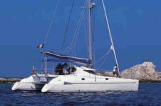 Athena 38ft Catamaran