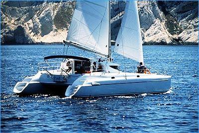 FP Athena 38 yacht