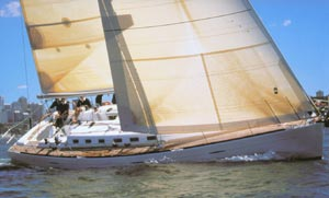 Sail Beneteau First 47.7