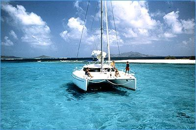 Sailing Catamaran Bahia 46