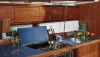 bavaria 38 galley