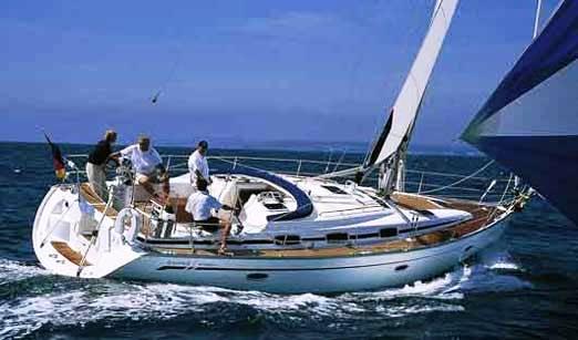 Bavaria 42 Sailing Yacht